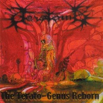 płyta CD: TERATOMA - THE TERATO-GENUS REBORN