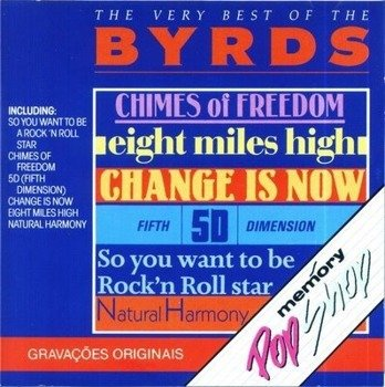 płyta CD: THE BYRDS - VERY BEST OF THE BYRDS