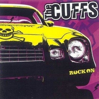 płyta CD: THE CUFFS - ROCK ON