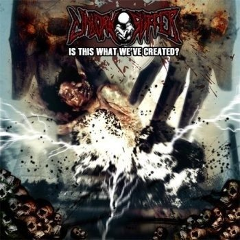 płyta CD: UNBORN SUFFER - IS THIS WHAT WE'VE CREATED?