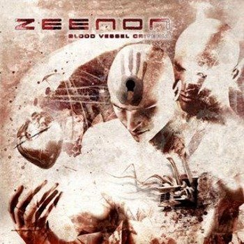 płyta CD: ZEENON - BLOOD VESSEL CRITERIA