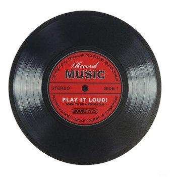 podkładka pod mysz RECORD MUSIC - RED