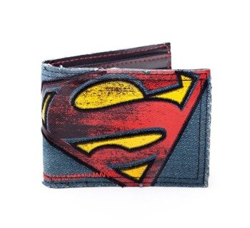 portfel SUPERMAN - LOGO
