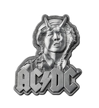 przypinka AC/DC - ANGUS