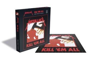 puzzle METALLICA - KILL 'EM ALL, 500 el.