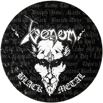 puzzle VENOM - BLACK METAL