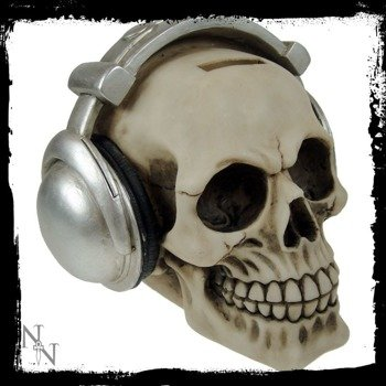 skarbonka HEADPHONE SKULL
