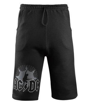 spodnie krótkie AC/DC - BLACK ICE