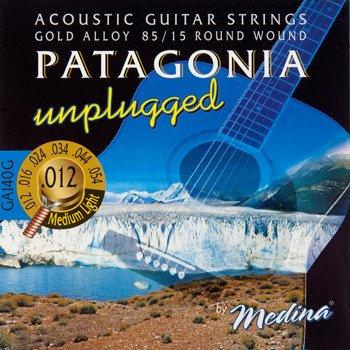 struny do gitary akustycznej MEDINA PATAGONIA \