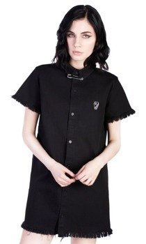 sukienka DISTURBIA - TOMB SHIRT DRESS