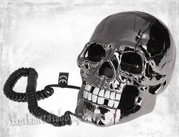 telefon ROCK DADDY - SKULL SHAPE BLACK (92004-001)