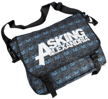torba na ramię ASKING ALEXANDRIA - LOGO ALL OVER