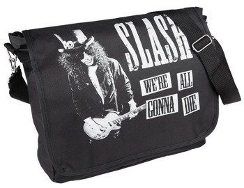 torba na ramię SLASH - WE'RE ALL GONNA DIE