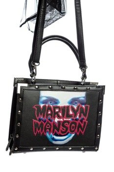 torebka KILL STAR - MARILYN MANSON, MY METAL LUNCHBOX
