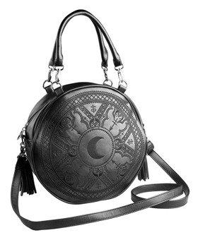 torebka na ramię HENNA BLACK BAG