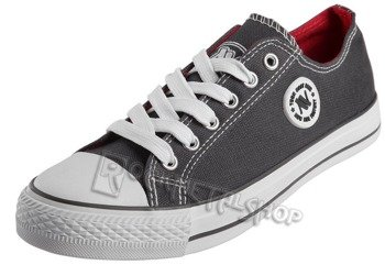 trampki NEW AGE - DARK GREY (083)