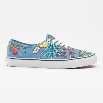 trampki VANS  - AUTHENTIC VAN DOREN PARROT LIGHT BLUE