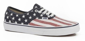 trampki VANS - AUTHENTIC VAN DOREN STARS STRIPES