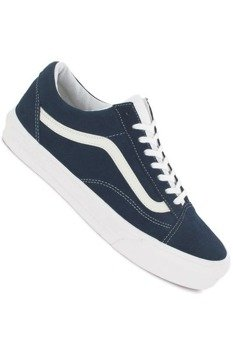 trampki VANS - OLD SKOOL VINTAGE DRESS BLUES