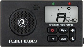 tuner + metronom PLANET WAVES PW-MT-02