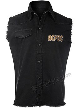 workshirt AC/DC -IN ROCK WE TRUST