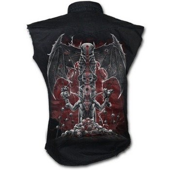 workshirt DEMON TRIBE bez rękawów