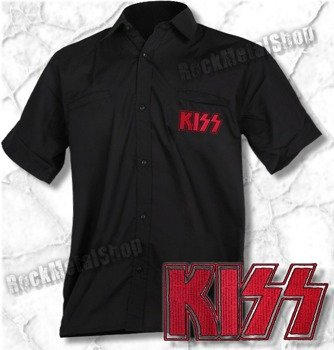 workshirt KISS