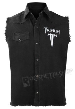 workshirt TRIVIUM - SCREAMING SKULL