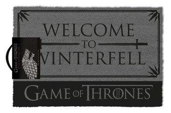 wycieraczka GAME OF THRONES - WELCOME TO WINTERFELL