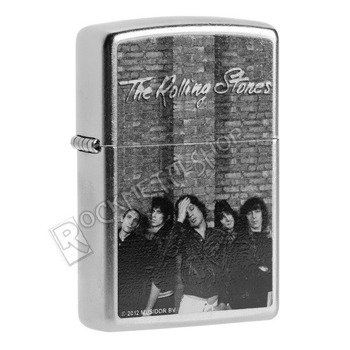 zapalniczka ZIPPO - ROLLING STONES BAND GRUPPE COVER