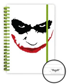 zeszyt BATMAN (THE DARK KNIGHT) - JOKER