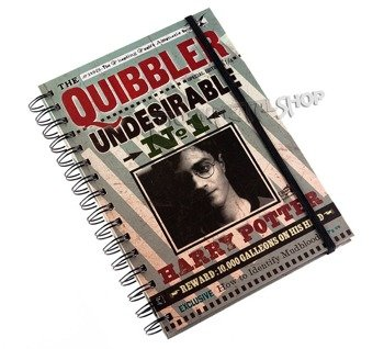 zeszyt HARRY POTTER - QUIBBLER