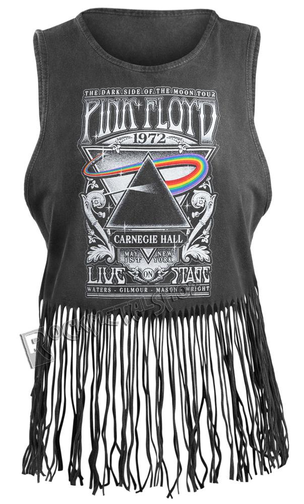 Bluzka Damska Pink Floyd Carnegie Hall Na Ramiączkach Sklep Rockmetalshop Pl