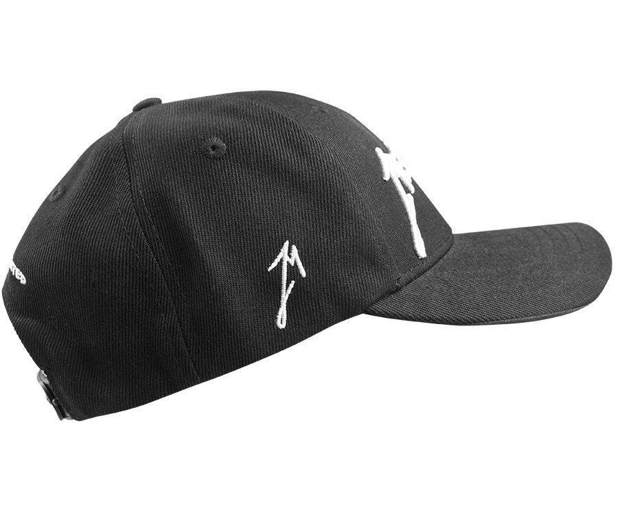 6f46eadc34b czapka METALLICA - GARAGE SILVER LOGO - sklep RockMetalShop.pl