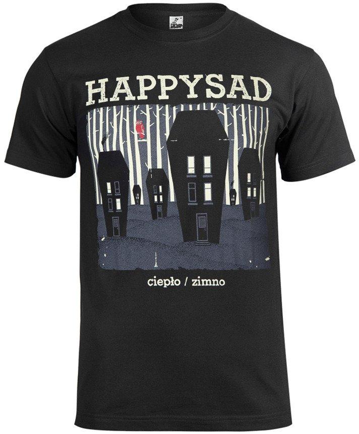 ecf029b97 koszulka HAPPYSAD - CIEPŁO / ZIMNO - sklep RockMetalShop.pl