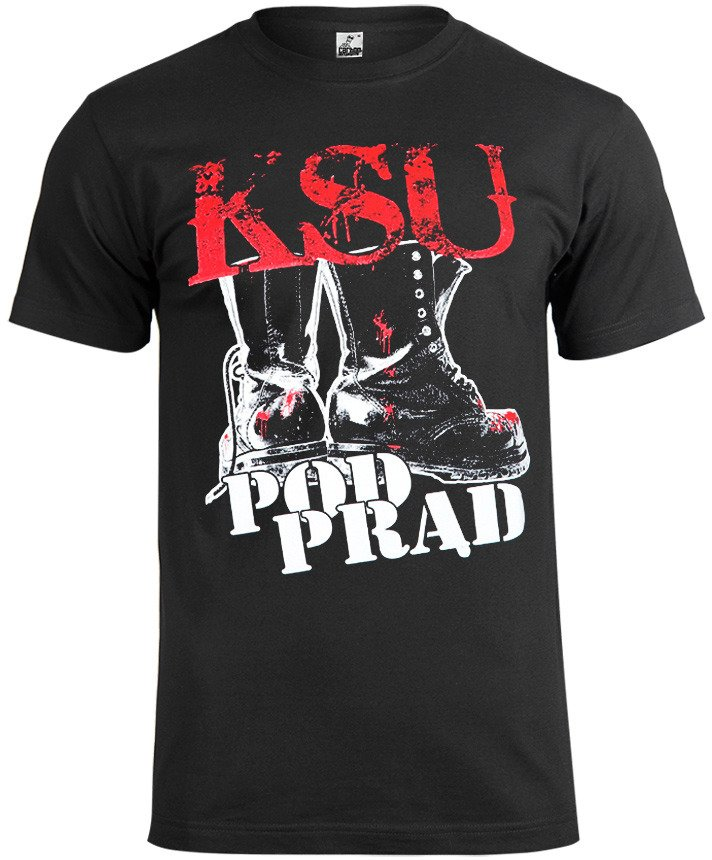 bfce14f45337fd koszulka KSU - POD PRĄD - sklep RockMetalShop.pl