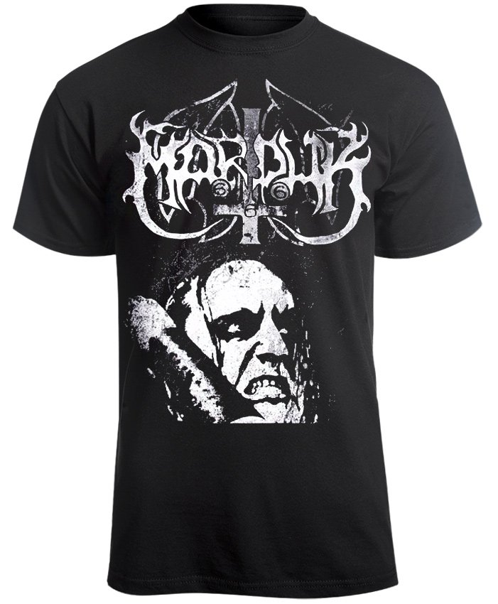 koszulka MARDUK FACE sklep RockMetalShop.pl