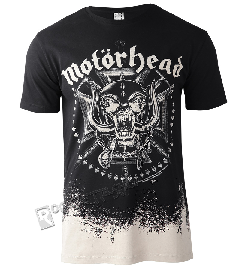 fb83a33fa koszulka MOTORHEAD - ENGLAND; koszulka MOTORHEAD - ENGLAND ...