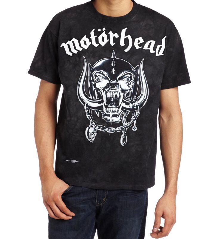 84751d8e9 koszulka MOTORHEAD - MOTORHEAD, barwiona - sklep RockMetalShop.pl
