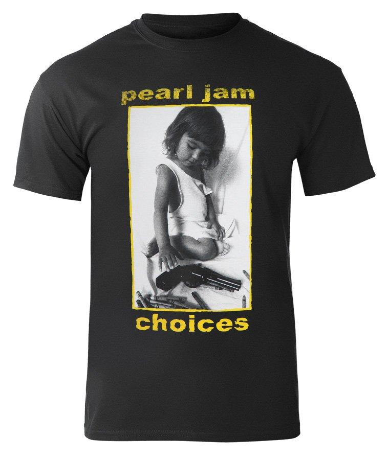 4a0e090dc28d8d koszulka PEARL JAM - CHOICES - sklep RockMetalShop.pl