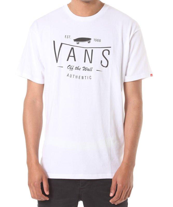 931a3065696a koszulka VANS - EST 1966 - sklep RockMetalShop.pl