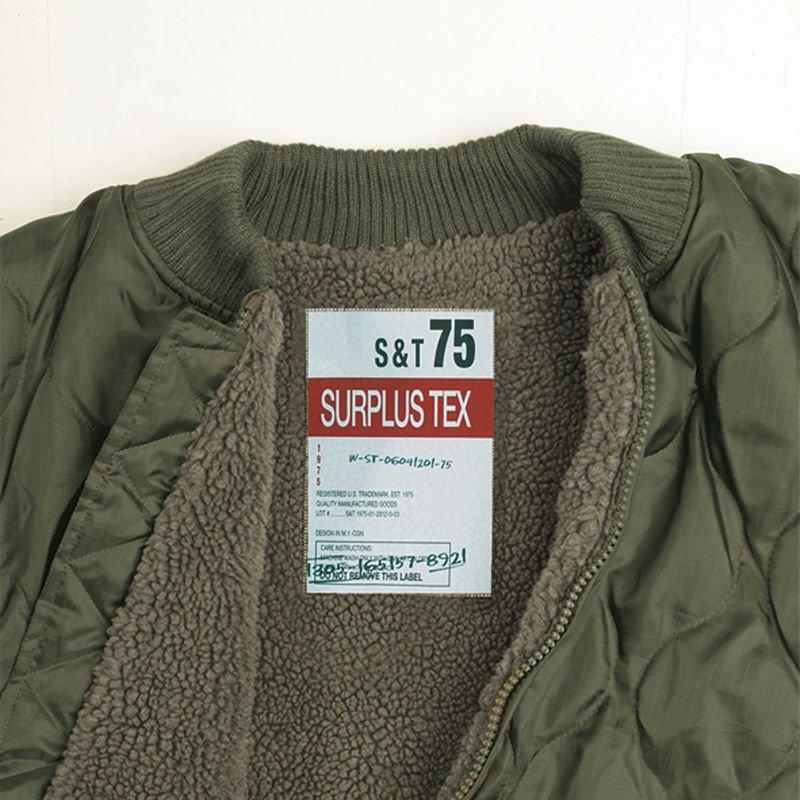 autentyczna jakość szczegółowe obrazy najlepiej autentyczne kurtka M65 REGIMENT OLIV - sklep RockMetalShop.pl