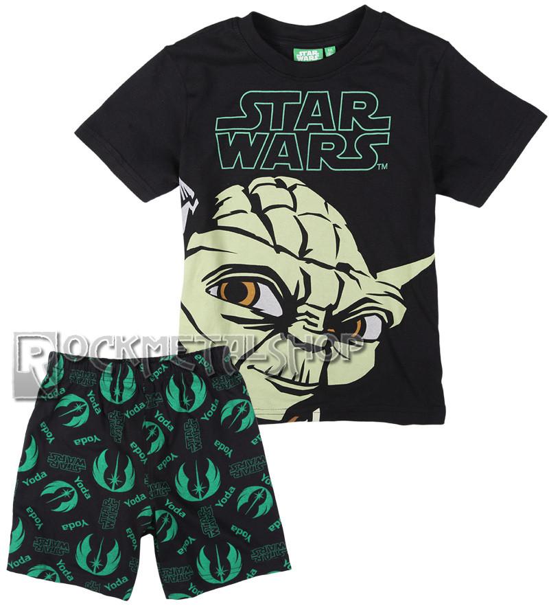 piżama dziecięca STAR WARS YODA