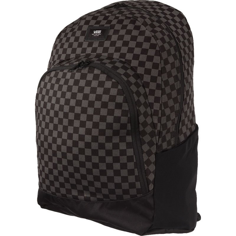 6c471590eb9ff plecak VANS - VAN DOREN ORIGINAL BACKPACK BLACK-CHARCOAL - sklep ...