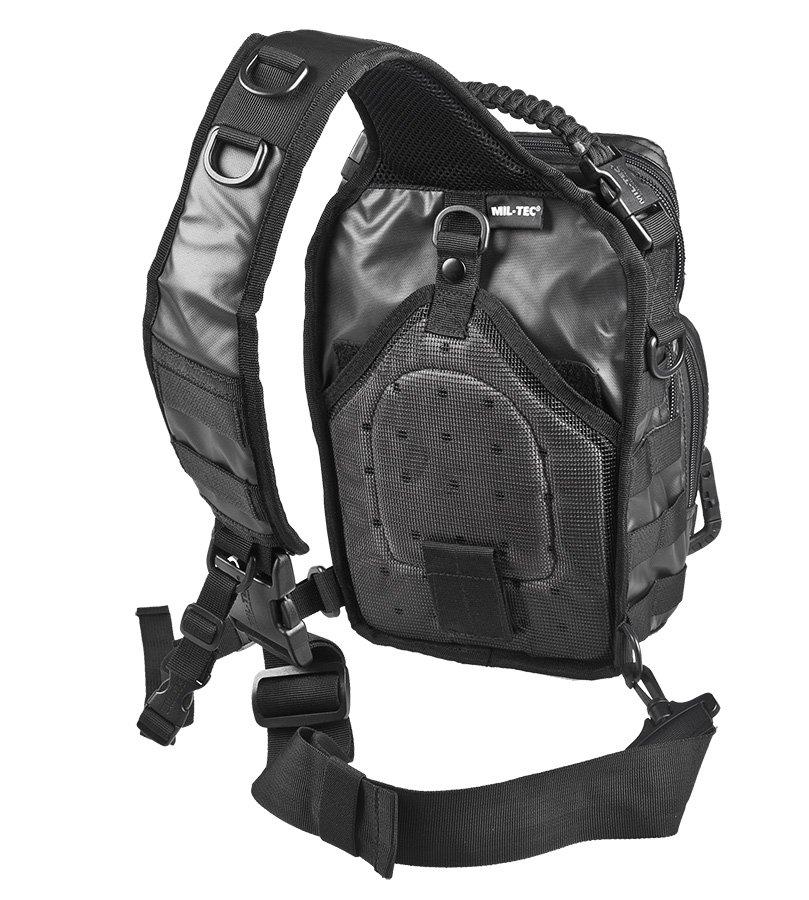 def6c6a15fe82 plecak taktyczny ONE STRAP ASSAULT PACK SM BLACK, 10 litrów - sklep ...