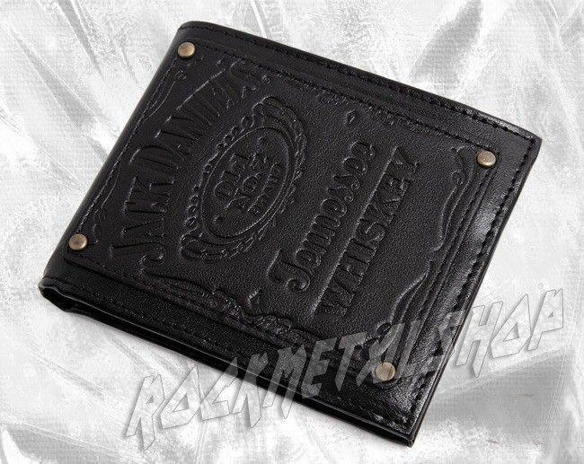 101a4430915b3 portfel JACK DANIELS - BIFOLD CLASSIC LOGO - sklep RockMetalShop.pl