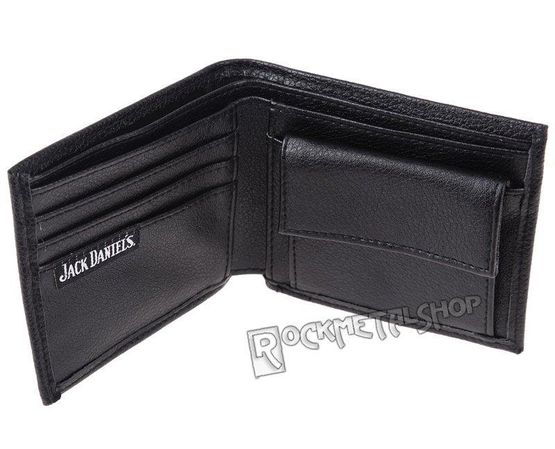 faa1244261a0f portfel JACK DANIELS - BIFOLD WALLET - sklep RockMetalShop.pl