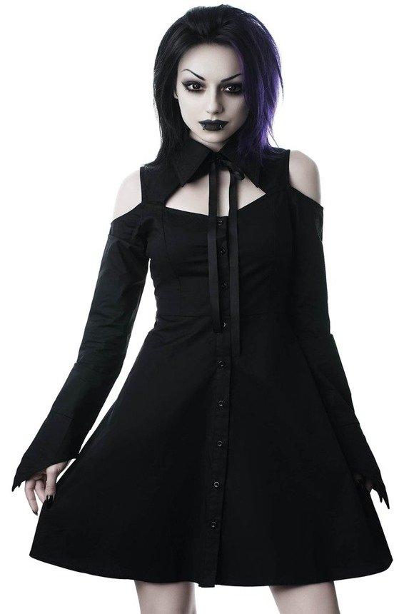 1e6549b694 sukienka KILL STAR - EXORCISTA - sklep RockMetalShop.pl