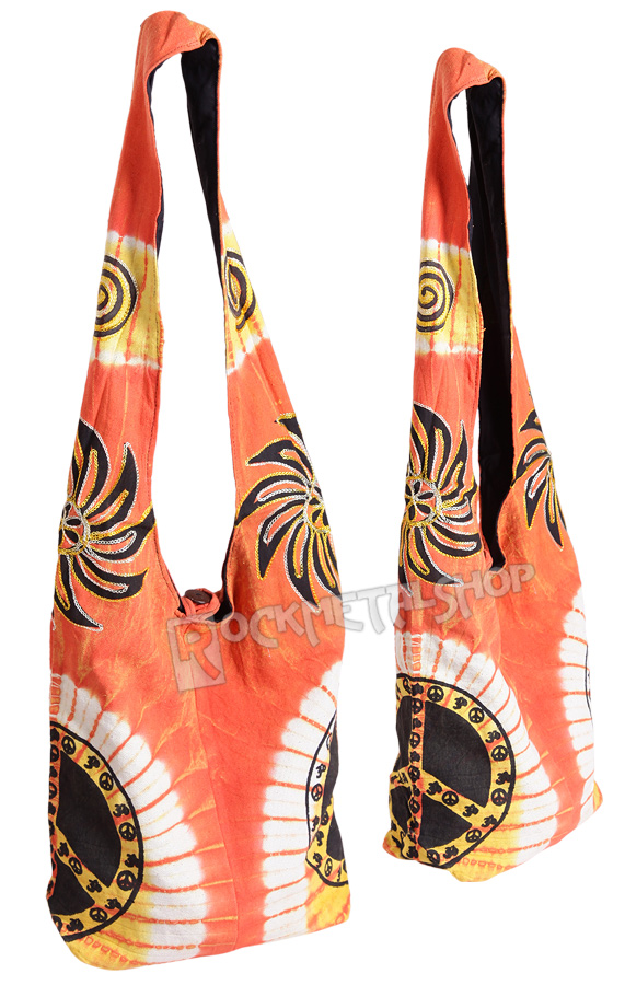 87bbc8f48e894 torba na ramię INDYJSKA PEACE - sklep RockMetalShop.pl