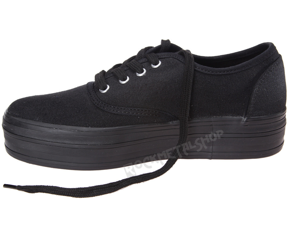trampki ALTERCORE czarne (450 BLACK HF01 LOW) sklep